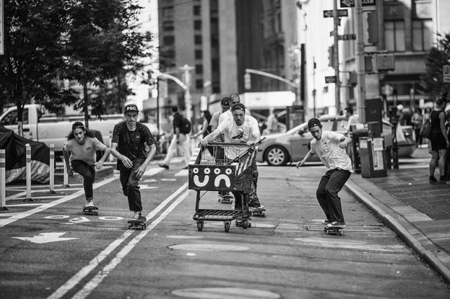 Manhattan Days A Film by Pontus Alv 2014 01 650x432  Manhattan Days   A Skateboarding Film by Pontus Alv