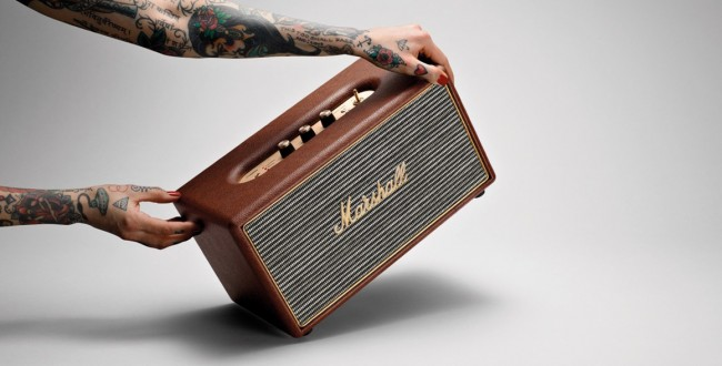 Marshall Brown Stanmore Speaker 01 650x330 Daily Gadget Inspiration #207