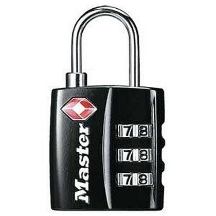Master Lock1 The Packing List: 20 Essential Items for Travelers