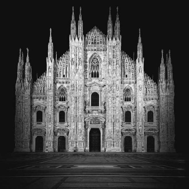 Mattia Mognetti 650x650 Black and White Architecture Photography by Mattia Mognetti