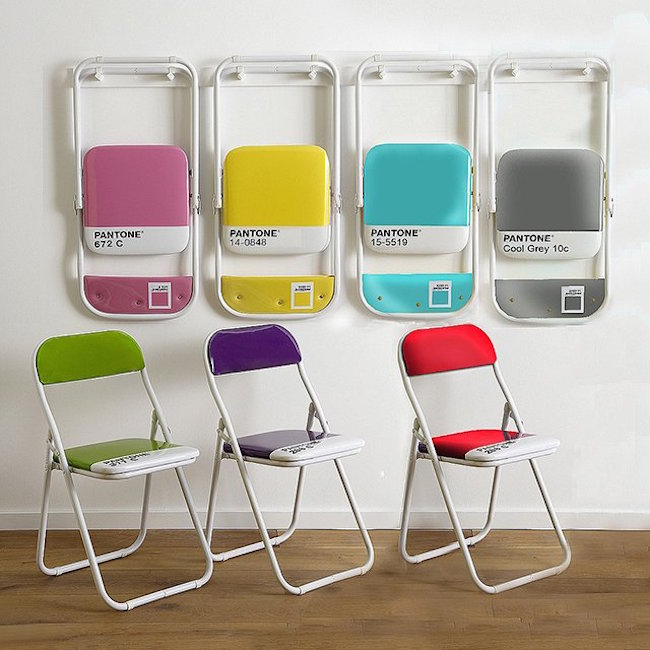 Pantone Chairs by Seletti 03 The Best Gadgets Of The Week