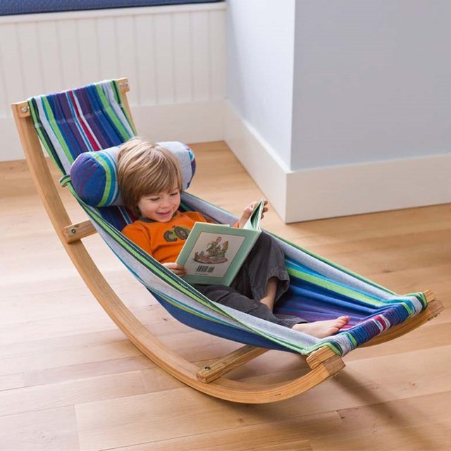 Rocking Hammock 01 Daily Gadget Inspiration #205