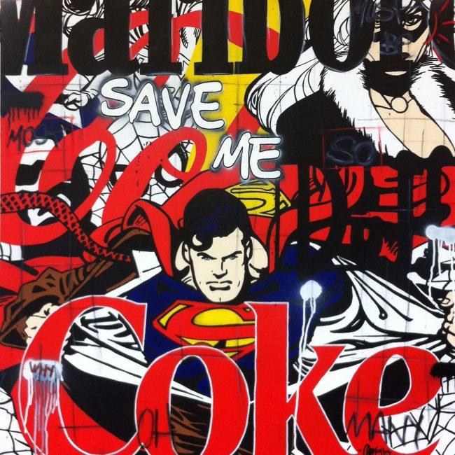 SaveMe100x1001 650x650 Jerome Clem Street Pop Artist