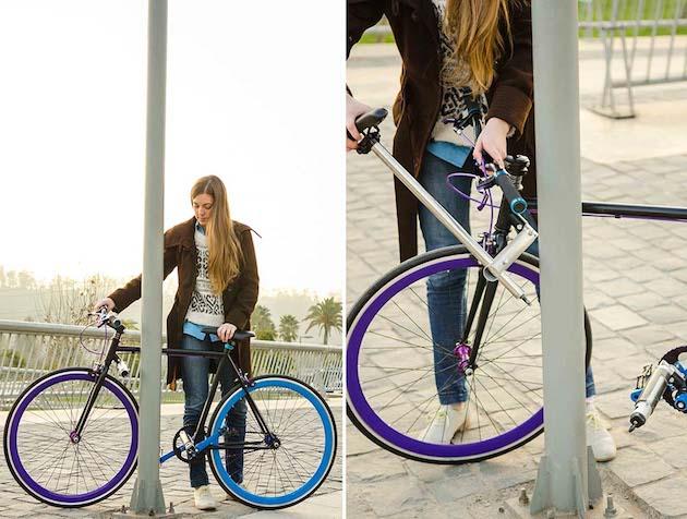Unstealable Bike by Yerka Project feeldesain 00 Unstealable Bike by Yerka Project