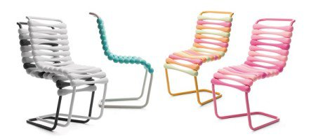 boing stackable qtip chair 01 450x199 Boing: Stackable Q Tip Chair