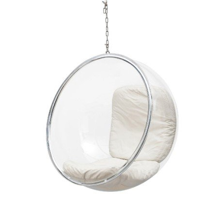 bubble chair 01 450x450 Bubble Chair: Keeps You Cosy And Isolated