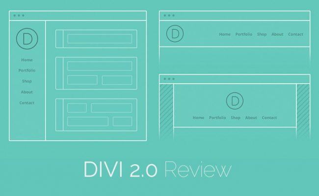 divi review 650x401 Divi 2.0 WordPress theme review