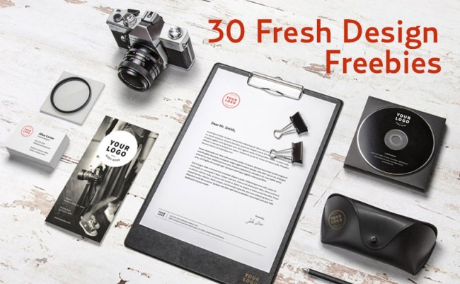 freebies1 650x401 30 new design & development freebies you cannot miss