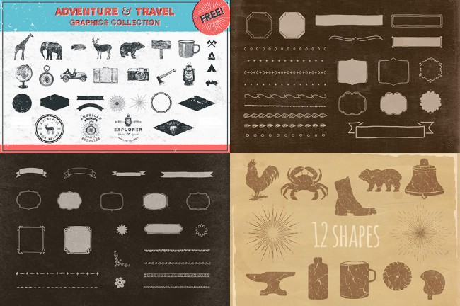 fvs 650x432 Cool & new FREE vector shapes on Dealjumbo