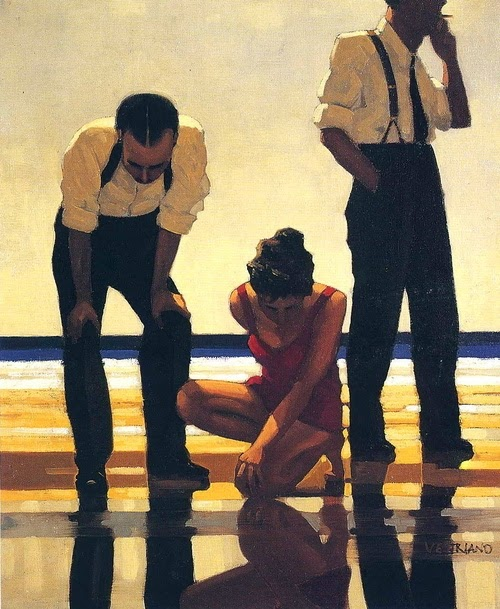 jack vettriano everythingwithatwist 03 Paintings by Jack Vettriano
