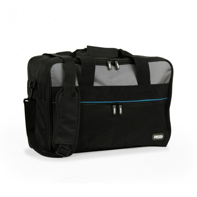 portable shelving luggage bag 02 650x650 Portable Shelving Luggage