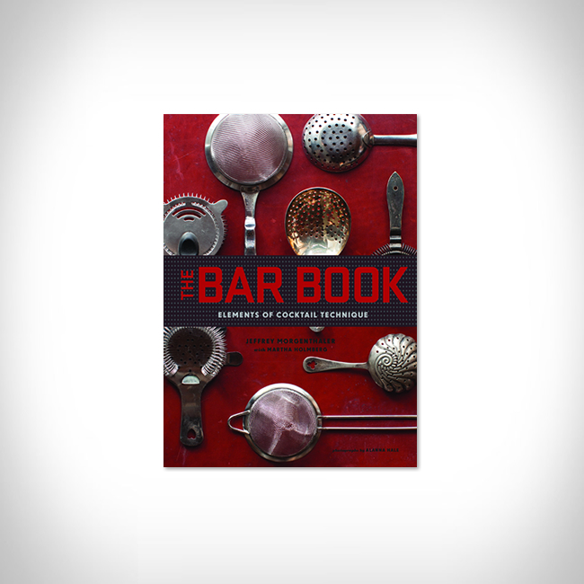 the bar book large The Bar Book: Elements of Cocktail Technique