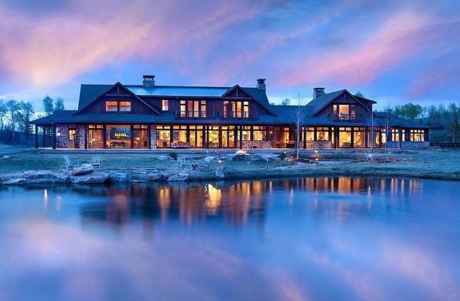 001 aspen residence sam kachmar architects 650x425 Aspen Residence by Sam Kachmar Architects
