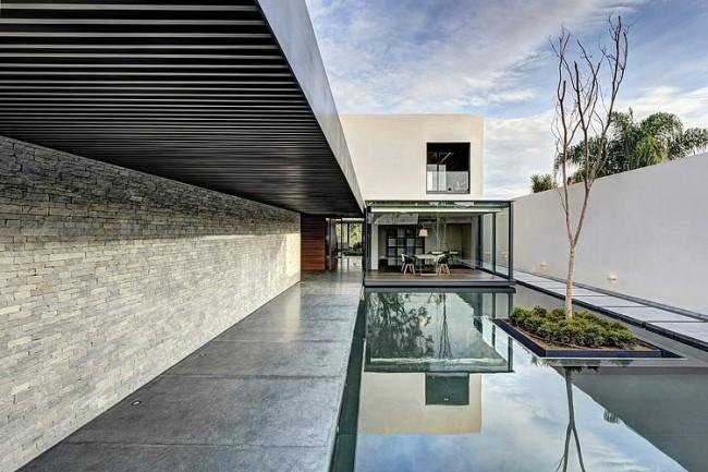 001 casa la elas rizo arquitectos 650x433 Casa LA by Elías Rizo Arquitectos