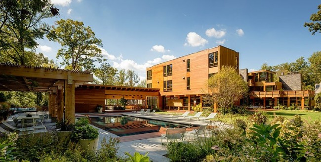 001 chalon residence dynerman architects 650x328 Chalon Residence by Dynerman Architects