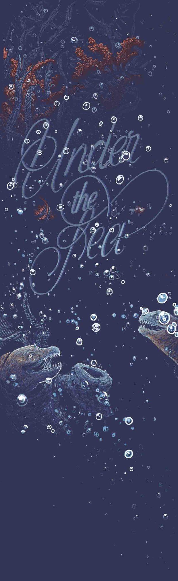 001 sea georges le mercenaire Under the Sea by Georges Le Mercenaire