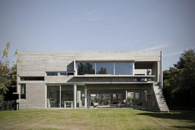 001 torcuato house bak arquitectos 650x433 Torcuato House by BAK arquitectos