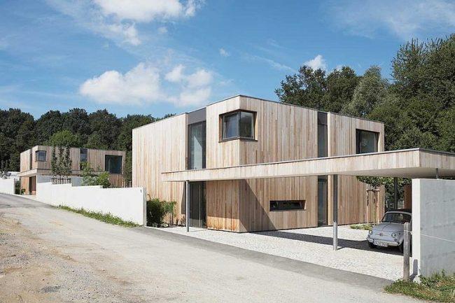 002 modern houses zamel krug architekten 650x433 Modern Houses by Zamel Krug Architekten