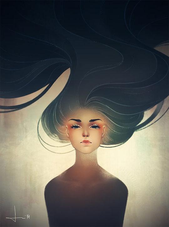 003 creative digital illustrations hieu nguyen Creative Illustrations by Hieu Nguyen