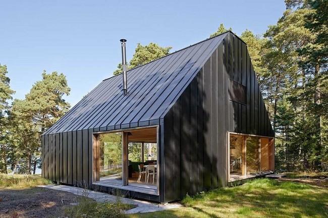 003 house husar tham videgrd arkitekter 650x433 House Husarö by Tham & Videgård Arkitekter