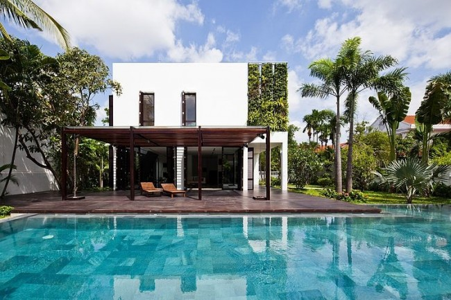 004 thao dien house mm architects 650x433 Thao Dien House by MM ++ Architects