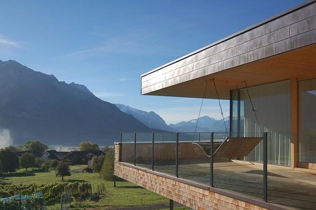 005 schaan residence km architektur 650x432 Schaan Residence by K M Architektur