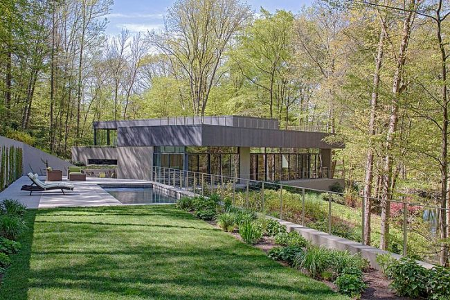 007 weston residence specht harpman 650x433 Weston Residence by Specht Harpman