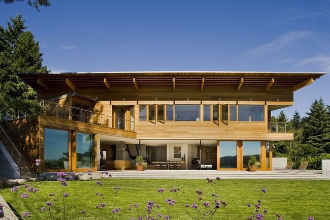 008 cedar park house peter cohan 650x433 Cedar Park House by Peter Cohan