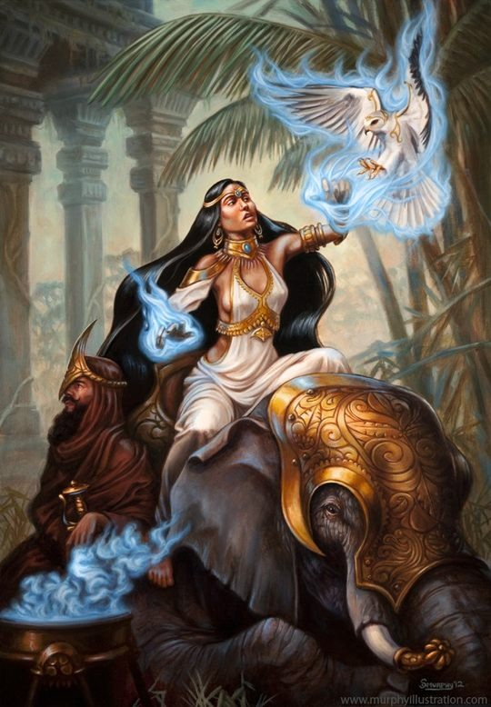 012 fantasy illustrations scott murphy Fantasy Illustrations by Scott Murphy