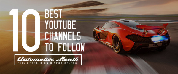 10 Youtube Channels For Car Enthusiasts 600x250 10 Best Youtube Channels to Follow for Car Enthusiasts