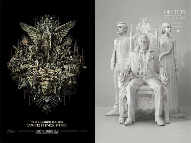 1101 Years Best Movie Posters – 2014 Key Art Awards