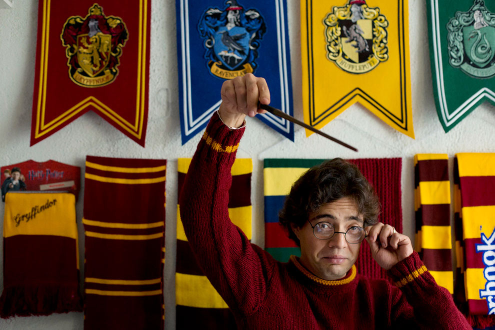 113 The Largest Collection of Harry Potter Memorabilia in the World