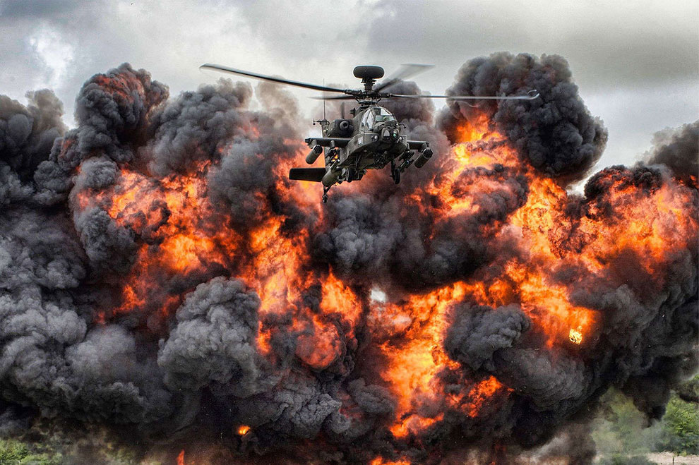 1146 UK Army Photographic Competition
