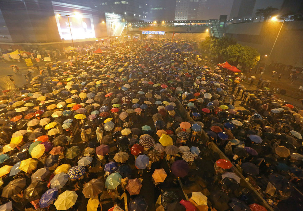 115 The Umbrella Revolution