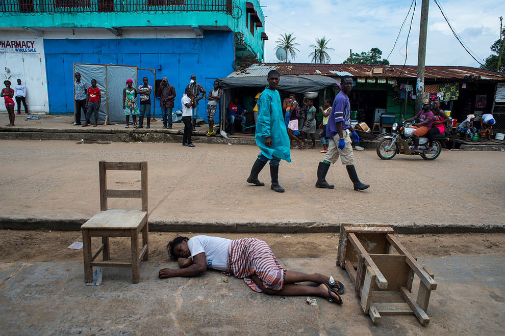 1191 Inside the Ebola Hospital