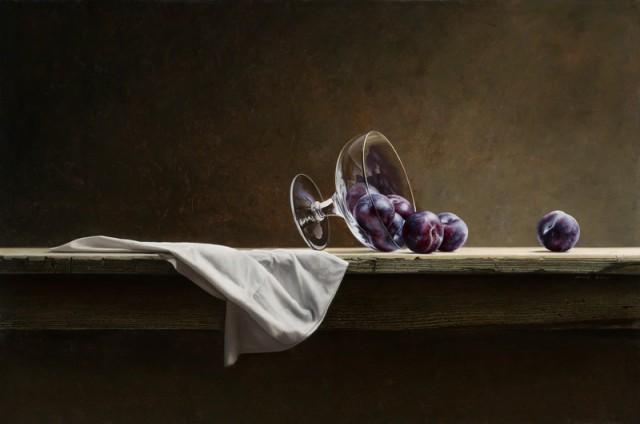 1355127067 4 640x424 Photorealism in Mark Van Crombrugges Paintings
