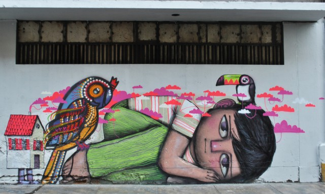 1358954491 0 640x383 Chilean Street Art by Charquipunk