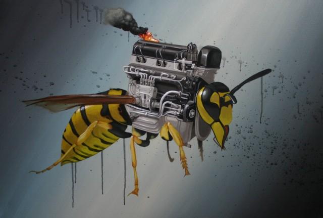 1360837446 3 640x431 Surreal Art by Robert Bowen