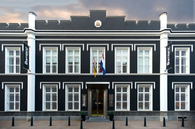 1361355206 0 640x425 Prison Transformed Into Luxury Hotel in Netherlands