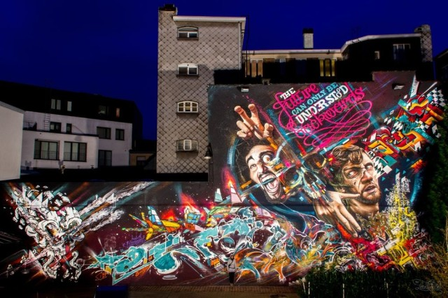 1363333066 2 640x426 Impressive Street Art by Smates