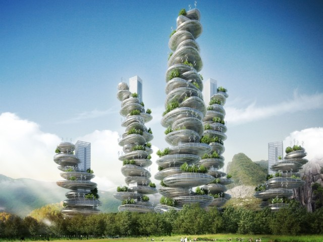 1363874859 1 640x481 Eco friendly Asian Cairns Concept by Vincent Callebaut