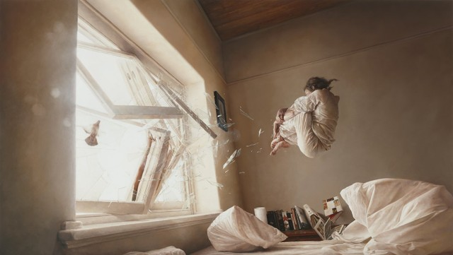 1367144022 4 640x361 Amazing Hyper Realistic Surreal Paintings by Jeremy Geddes