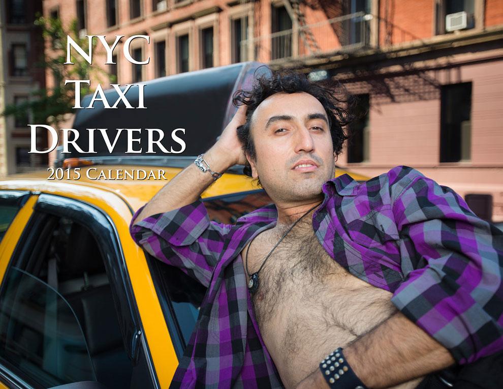 137 NYC Taxi Drivers Calendar