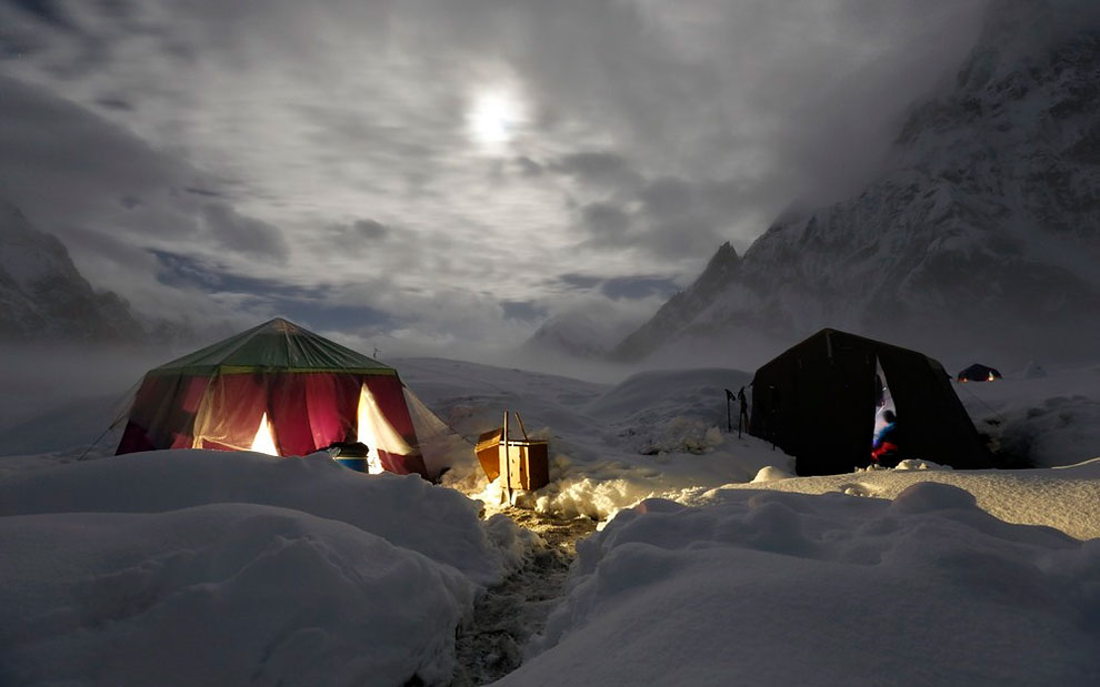 1376 K2 – the Savage Mountain
