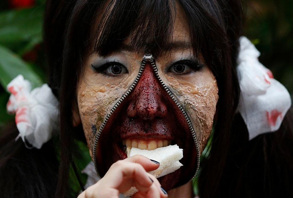 1385 Halloween Parade in Kawasaki