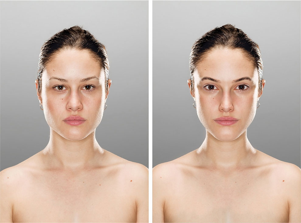 147 Photographer Scott Chasserot Shows How Brain Scans Can Reveal Our Ideal Self Image