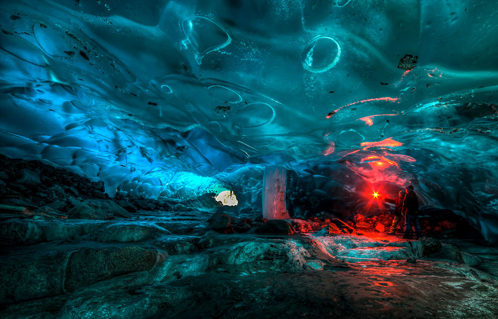 170 Alaskan Ice Cave