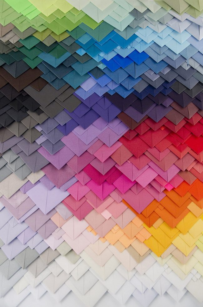 3d paper010 650x982 3D Paper Artwork by Maud Vantours