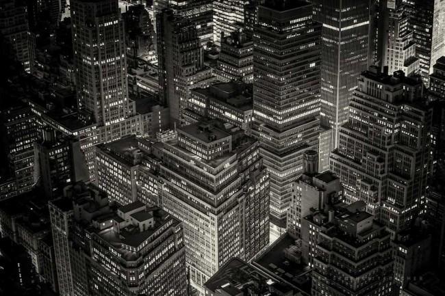 Alex Teuscher 650x433 Black and White New York Photography by Alex Teuscher