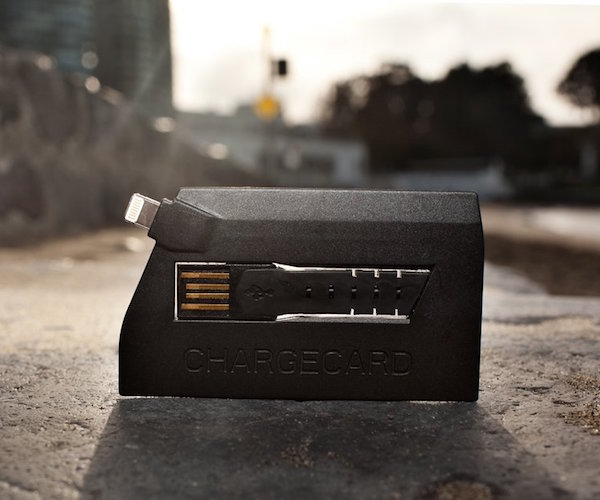 ChargeCard 01 Daily Gadget Inspiration #219